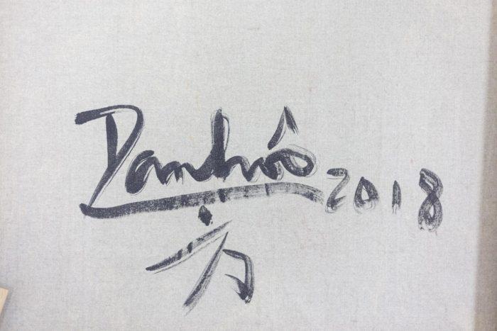DanHôo La belle vie - signature