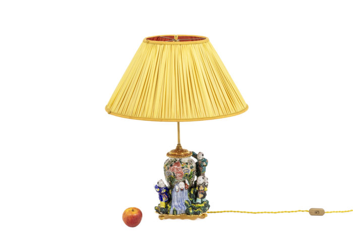 Lampe Kakiémon - échelle