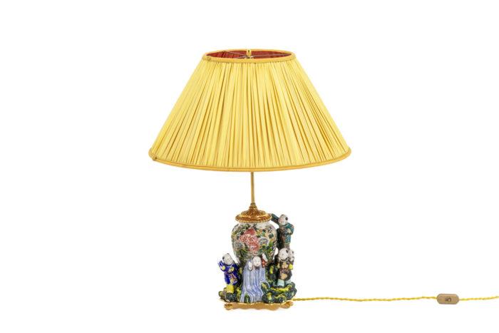 Lampe Kakiémon - face