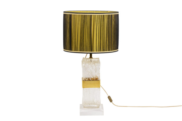 Oval lamp - profile