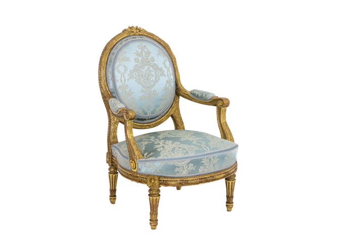 Paire of armchairs - 3:4