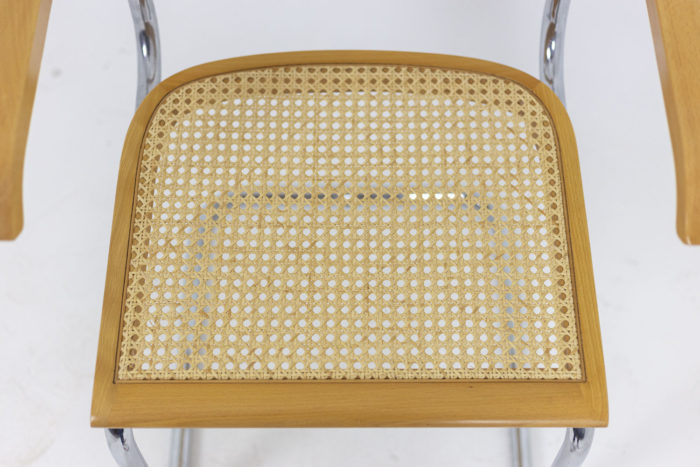 Série de fauteuils Cesca - assise