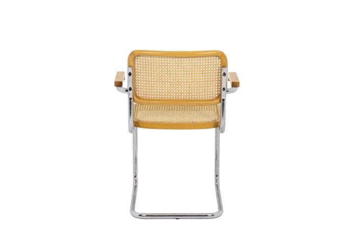 Série de fauteuils Cesca - dos