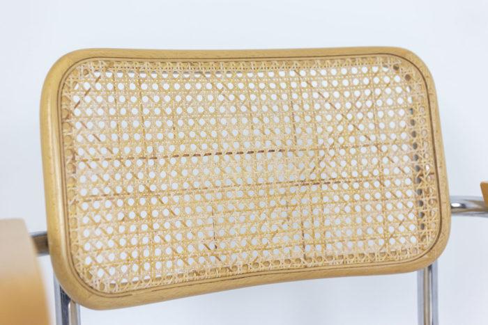 Série de fauteuils Cesca - dossier