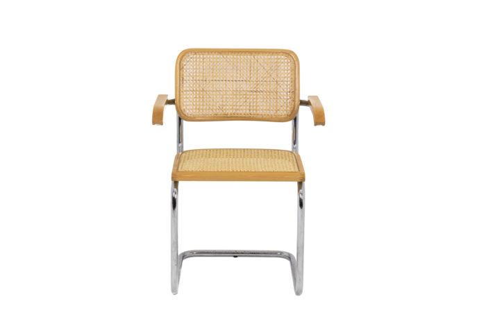 Série de fauteuils Cesca - face