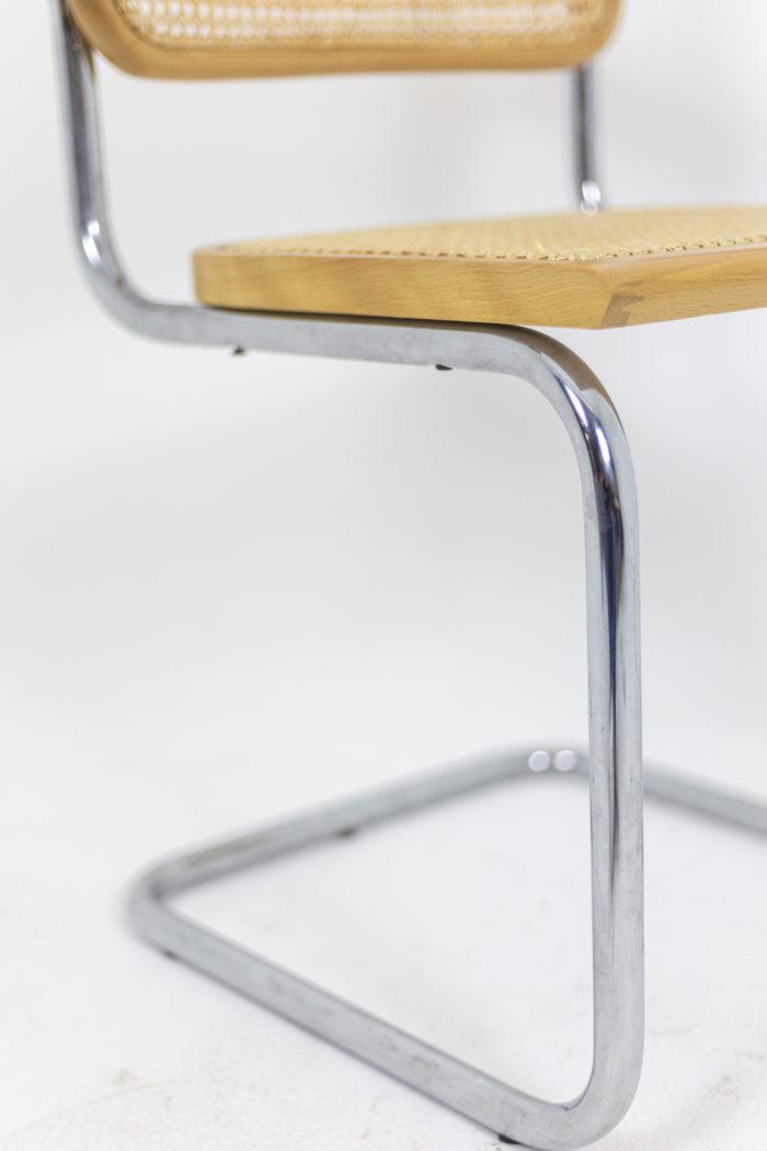 Série de fauteuils Cesca - tubulure