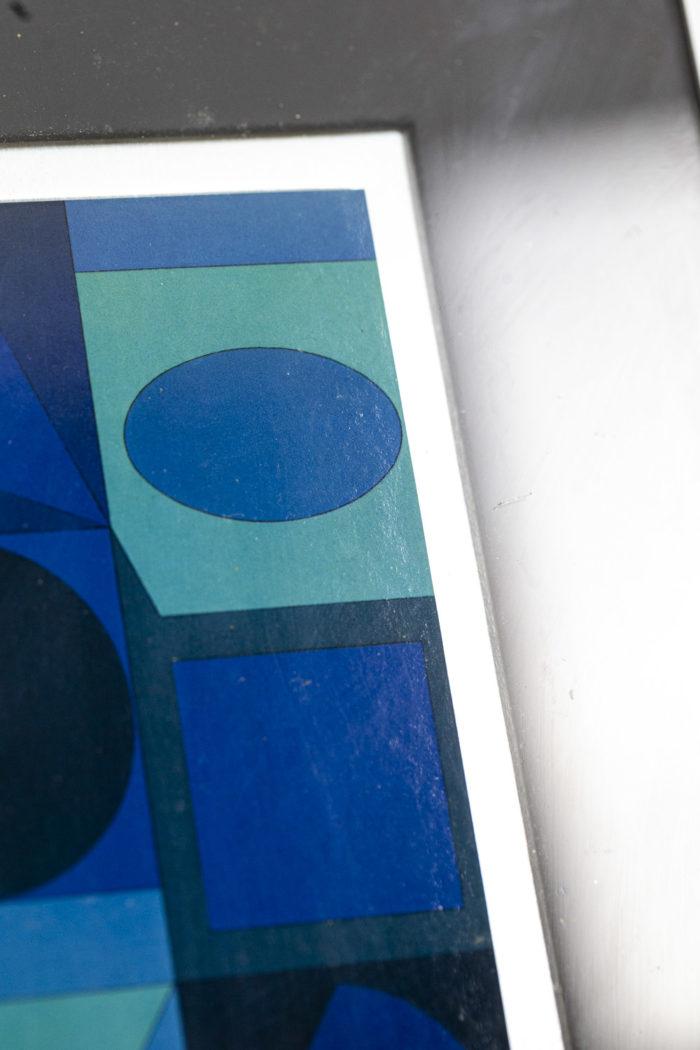 Vasarely - autre focus