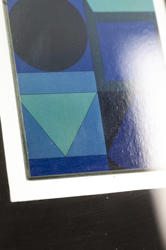 Vasarely - focus