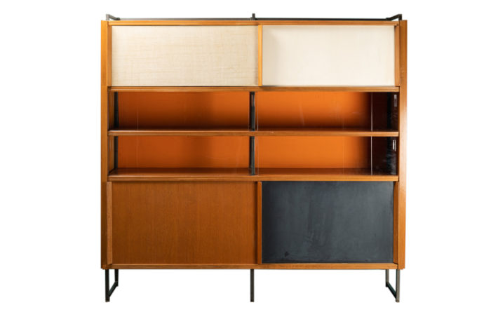 Bookcase Georges Frydman - face