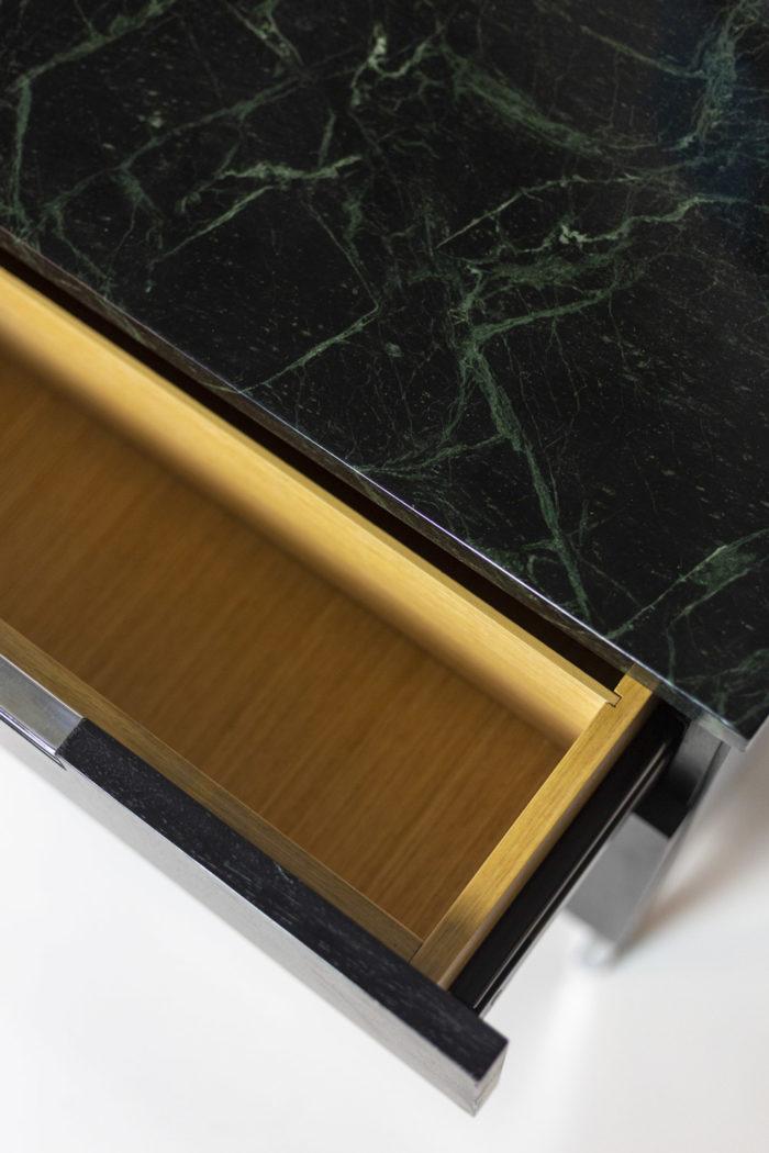 Florence Knoll model 2544 - détail de l'intérieur