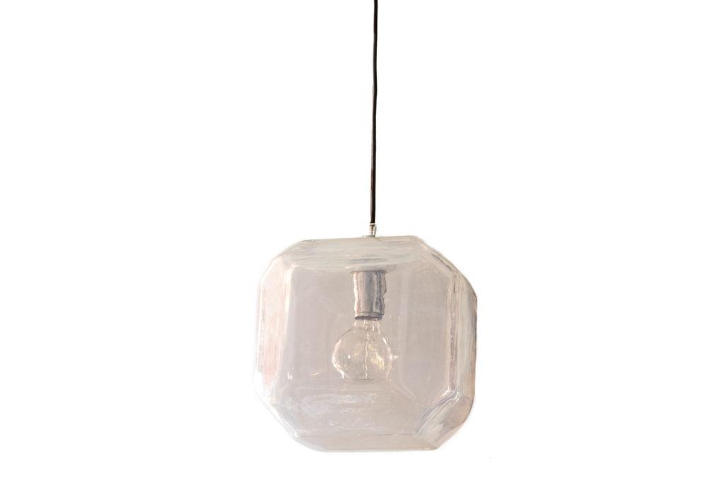Salviati & Cie, Suspension en verre de Murano, années 1960